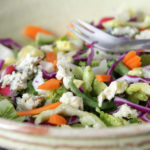 Recipe – Chopped Vegetable Salad
