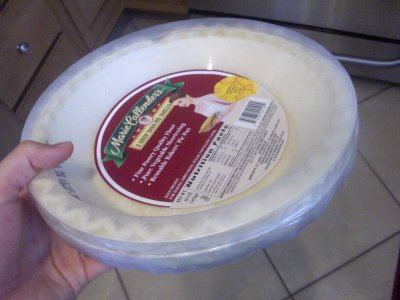 frozen pie crust freezer items to keep on 11 14 jughandle s farm 12768