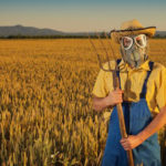 What does Pesticide Residue Due to Us?