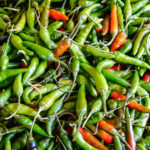 Chiles, Fresh & Dried
