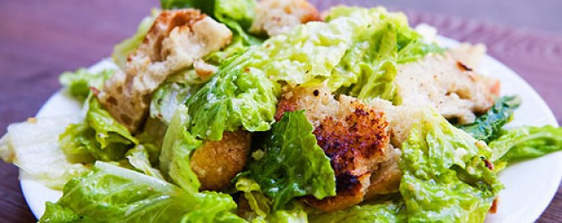 Jughandle's modified Caesar Salad