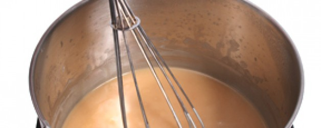 Veloute (Blond) Sauce