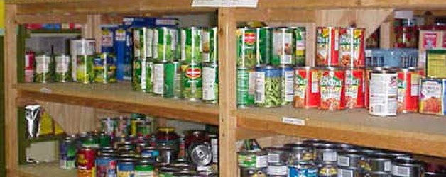"What to Keep in the Pantry or ""Pantry 101"""
