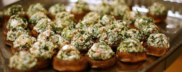 Stuffed Mushrooms ala Giada De Laurentis