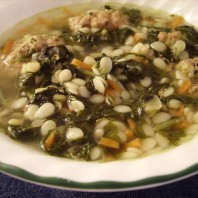Recipe – Italian Wedding Soup