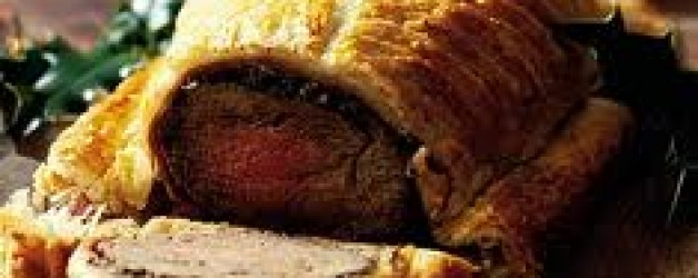 Recipe – Beef Wellington
