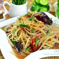Som Tam Recipe – Jughandle's Fat Farm