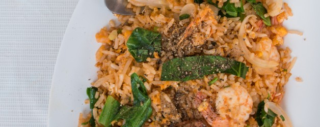 Thai Fried Rice Recipe – Jughandle's Fat Farm