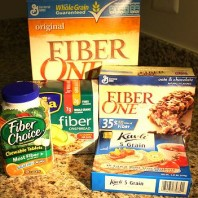 Fiber – Nature's broom